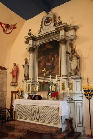 1ère Messe au Planquay