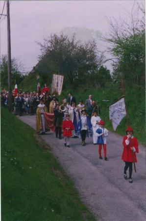 1991 - Fontaine la Louvet