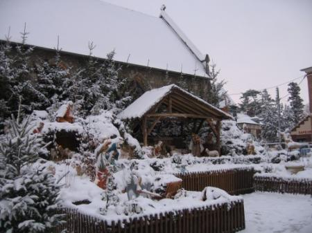 La crèche de Noël 2010