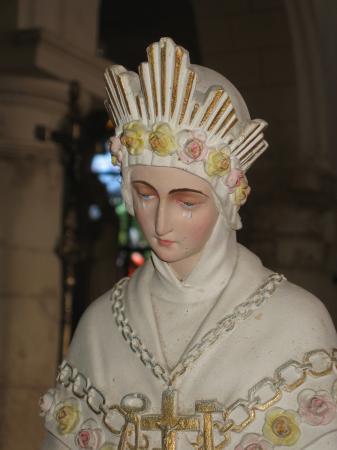 Notre Dame de la Salette à Fontaine-la-Louvet