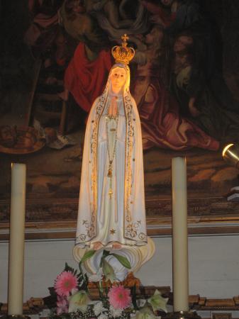 Notre-Dame de Fatima - 13 mai 2010