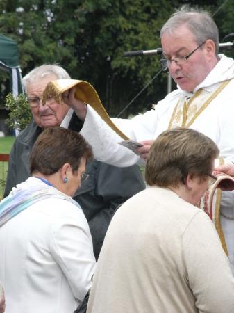 Saint Gilles à la Chapelle Hareng - 2011