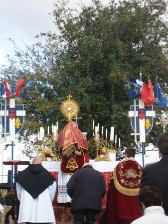 Messe de 10h - Bénédiction
