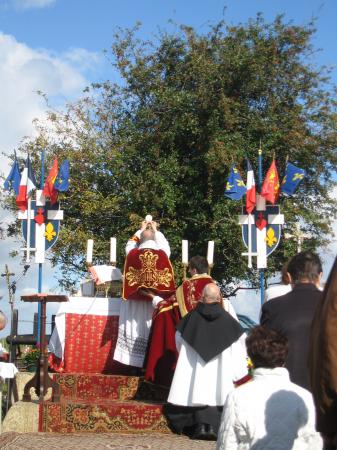 Messe de 10h - consécration