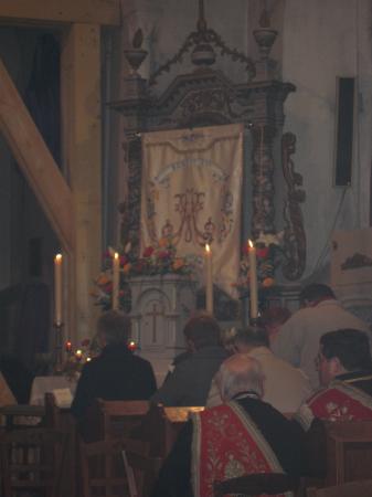 1er avril 2010 - Jeudi Saint