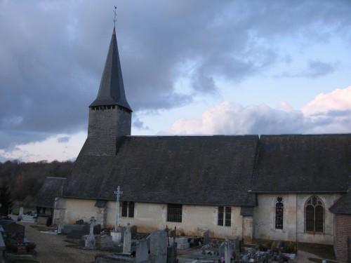 Fontaine - église.JPG